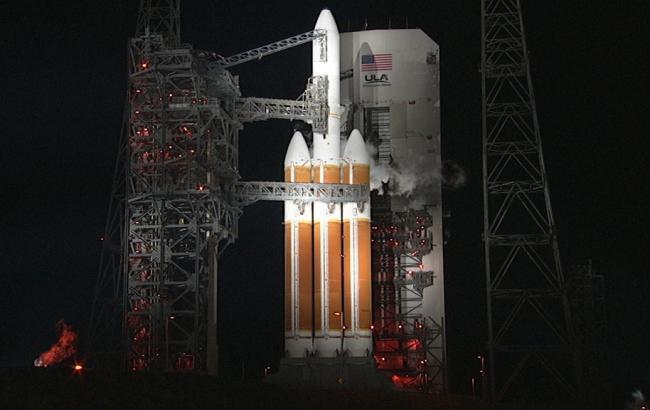 Фото: запуск зонда (blogs.nasa.gov)