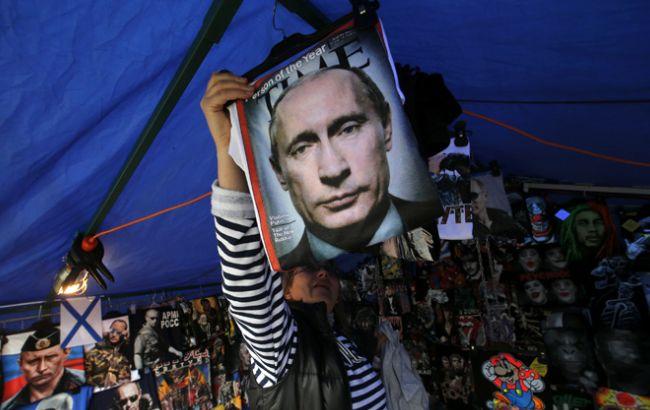 Фото: росіяни все ще найбільше довіряють Путіну