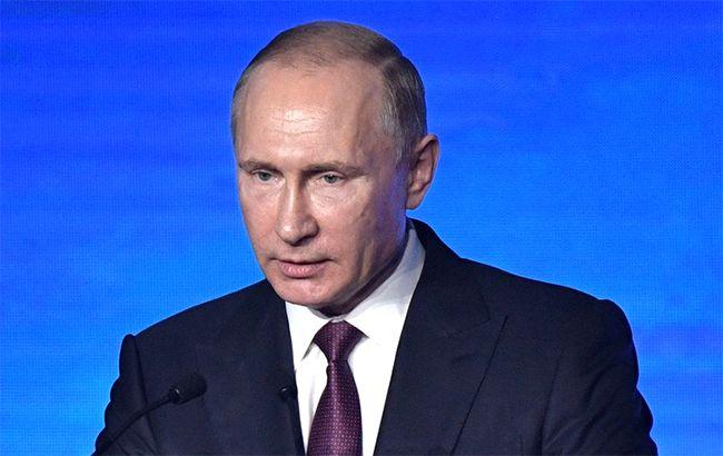 Путин проведет встречу с представителями Siemens