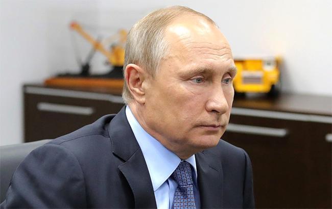 Відомий карикатурист висміяв дії Путіна в Сирії