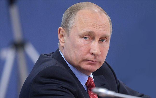 У Путина настаивают на диалоге Украины с ОРДЛО о контроле над границей