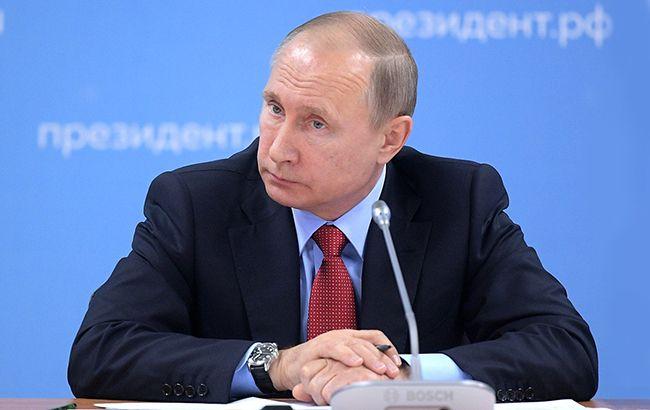 У Путіна відповіли на ідею Зеленського про переговори щодо Криму