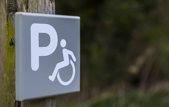 Рада планирует отнести лиц в инвалидных колясках к участникам дорожного движения