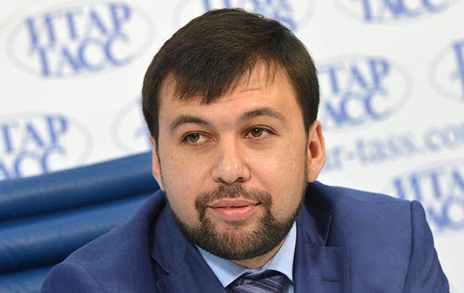 """Фото: за словами Пушилина, у так званої ДНР """"вистачить сил на гідну відповідь"""" на """"агресію України"""""""