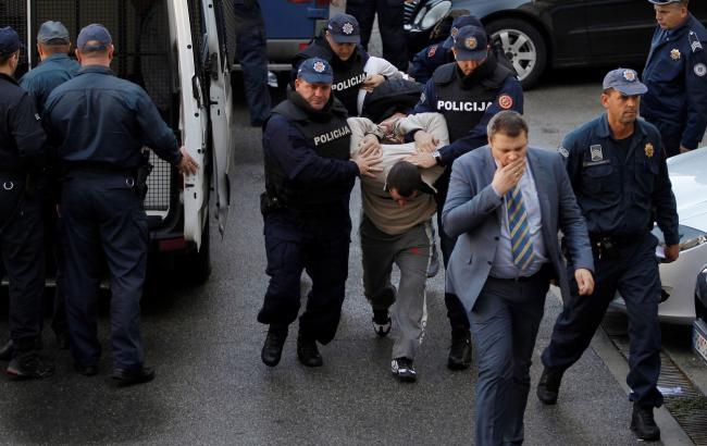 Прокуратура Чорногорії заявила про участь РФ у підготовці путчу у 2016 році