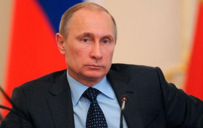 Путін продовжив санкції проти ЄС