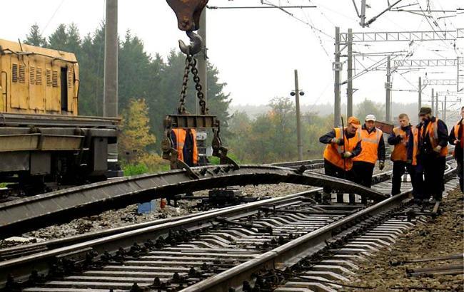 У Донецькій обл. стався вибух на залізничних коліях