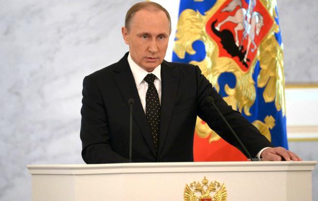 Путін розпорядився побудувати в Росії великі онлайн-магазини