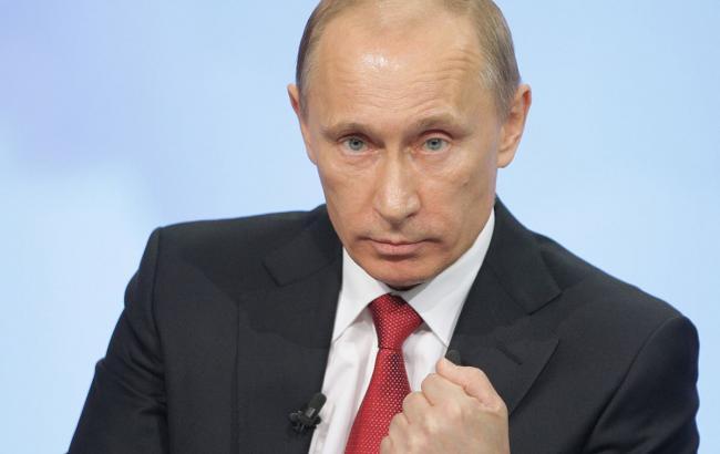 Путін підписав указ про припинення польотів до Єгипту