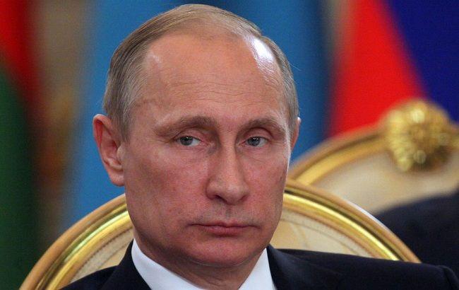 Фото: президент РФ Владимир Путин