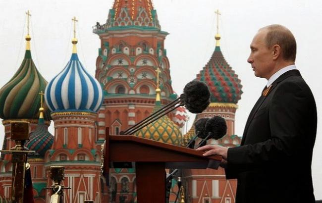 Жириновський запропонував виселити Путіна з Кремля