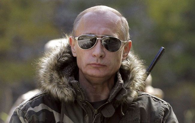 Путин подписал закон, позволяющий ФСБ стрелять по детям и инвалидам
