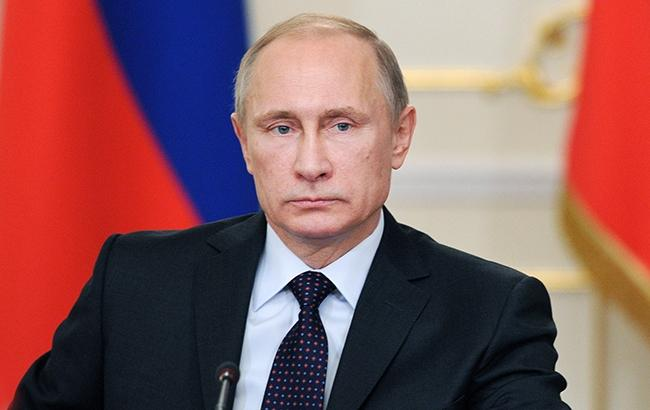 """Володимир Путін заявив, що Україна намагається перекласти на Росію провину за невиконання """"Мінська"""""""