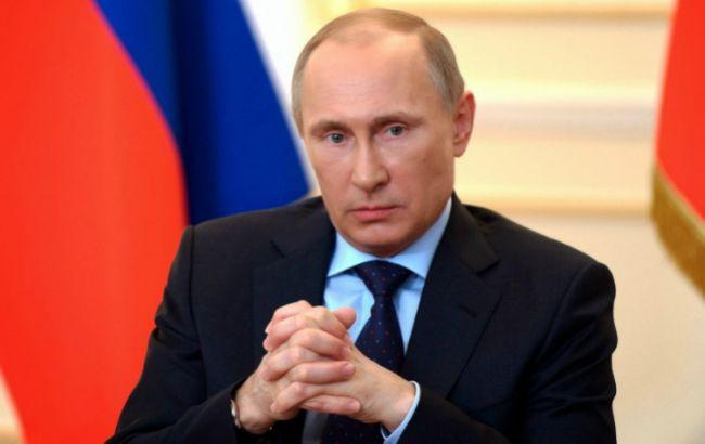 Путіна визнано найвпливовішою людиною планети за версією Time