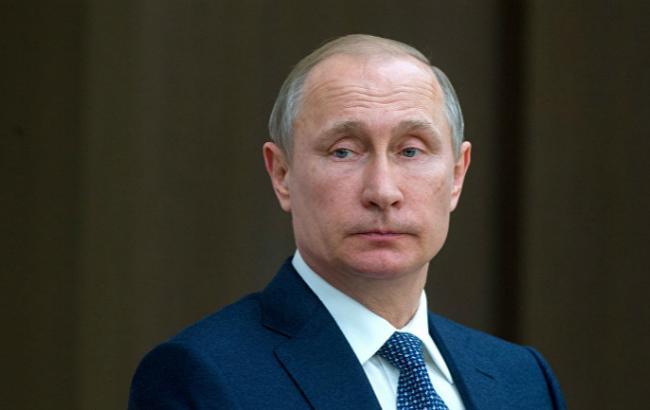 Фото: президент РФ Володимир Путін