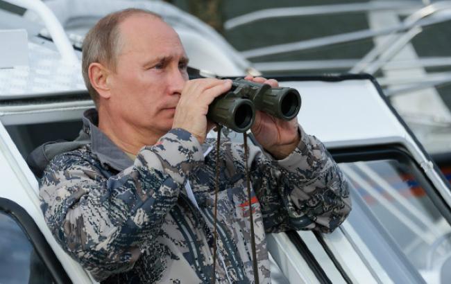 "Фото: президент России Владимир Путин (""РИА Новости"")"