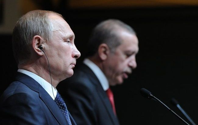 Путін і Ердоган можуть зустрітися вже в серпні