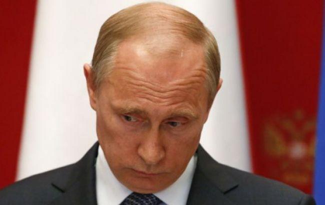 Путін захворів на грип, - джерело