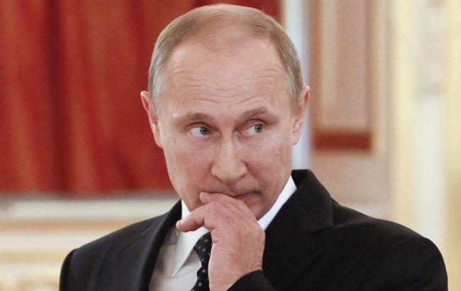 """Фото: Володимир Путін просить не створювати з РФ """"образ ворога"""""""