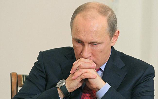 США продолжают оказывать политическое давление на Владимира Путина (фото kremlin.ru)