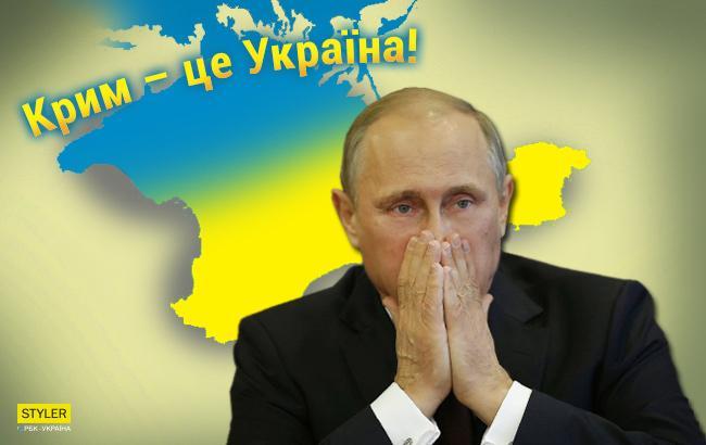 Пономарев рассказал о дальнейшей судьбе оккупированных Крыма и Донбасса