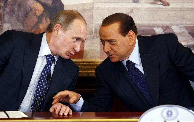 Путін не пропонував Берлусконі зайняти певний офіційний пост, - Пєсков