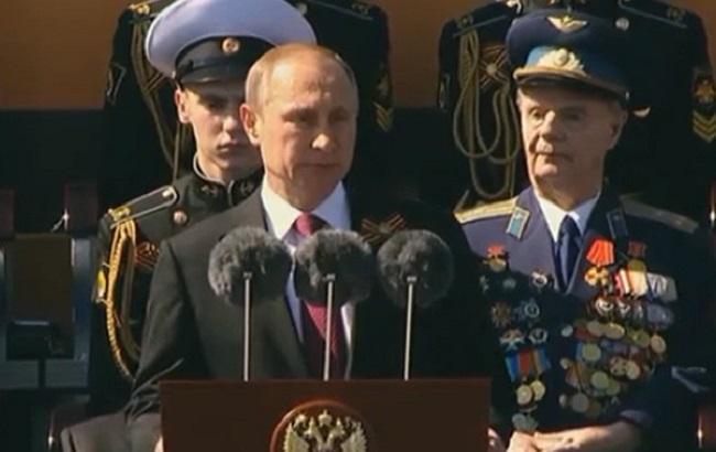 Путин объявил оготовности работать над внеблоковой системой безопасности
