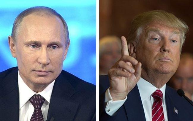 Два сапога пара: в Сети высмеяли сближение Путина и Трампа