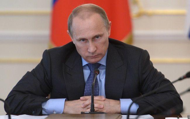 МИД направил России ноту протеста в связи с поездкой Путина в Крым