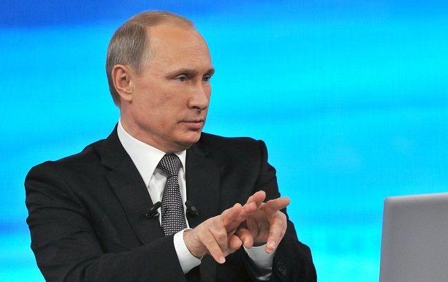 Путін сумнівається в необхідності припинення транзиту російського газу в Європу через Україну