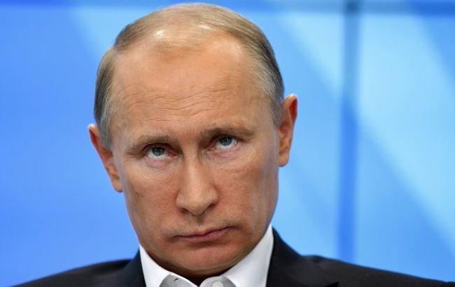 Фото: Володимир Путін розповів про перспективи санкцій проти Росії