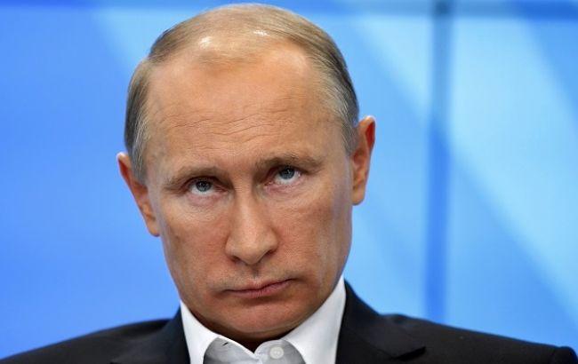 Фото: президент Росії Володимир Путін