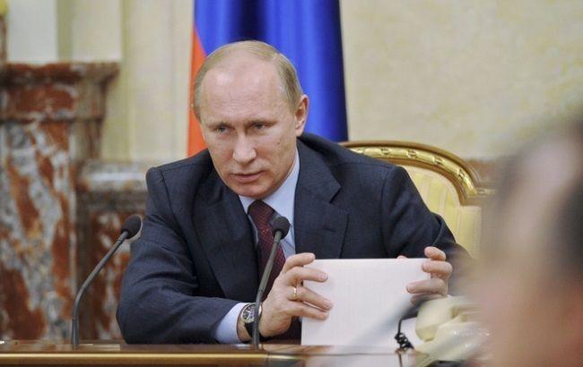 Путин договорился снефтяниками осокращении нефтедобычи
