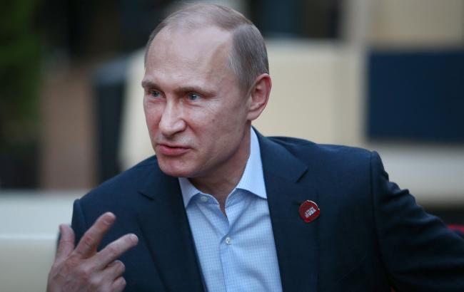 Фото: Владимир Путин (444.hu)