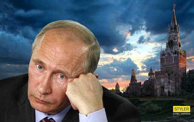 """""""Помогает порядок наводить"""": Путина высмеяли за сомнительный подарок"""