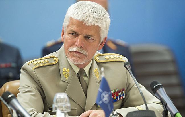 Генерал НАТО: незалежна і стабільна Україна важлива для євроатлантичної безпеки