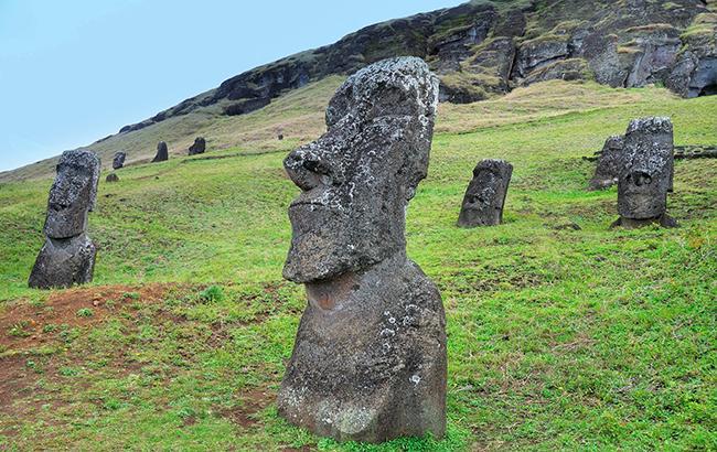Исследователи разгадали тайну знаменитых статуй на острове Пасхи
