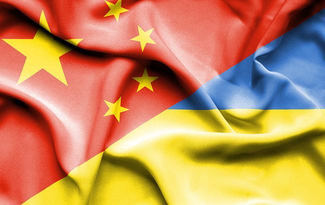 Україна запропонувала Китаю створити зону вільної торгівлі