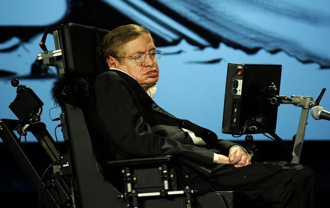 Крісло-коляску Стівена Хокінга продали на аукціоні за $390 000