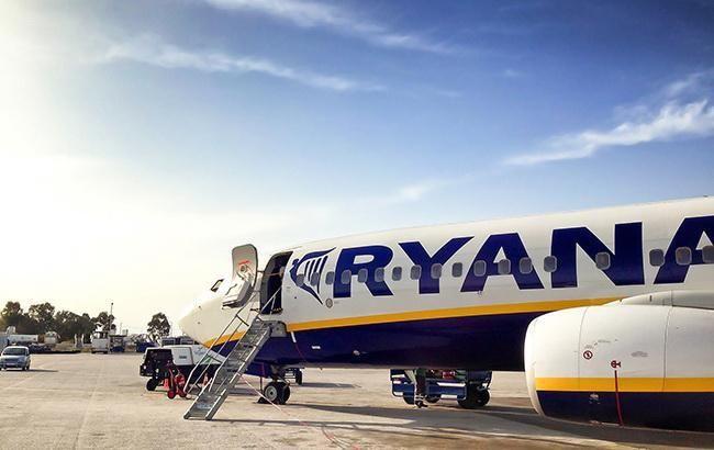 Франція конфіскувала літак Ryanair через суперечку по субсидіях