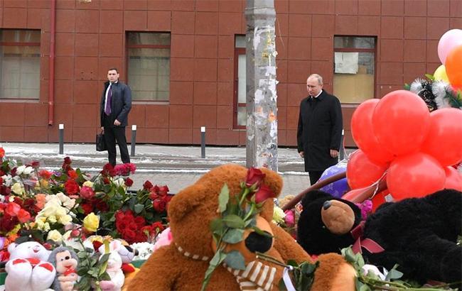 """""""Кумулятивний ефект"""": блогер розповів, які наслідки для Путіна може принести трагедія в Кемерово"""