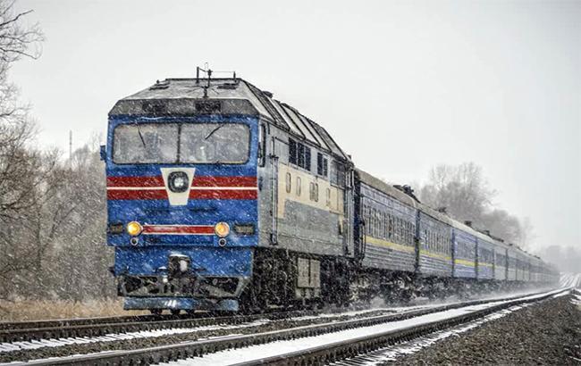 Фото: поїзд (pz.gov.ua)