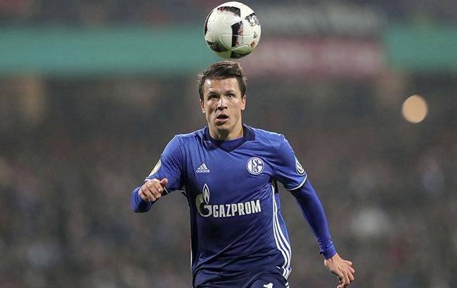 Фото: Евгений Коноплянка (Schalke 04)