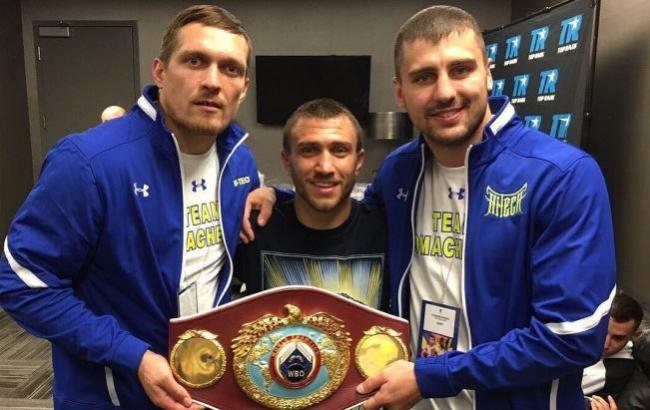 Фото: Украинские боксеры (Boxingnews.com.ua)