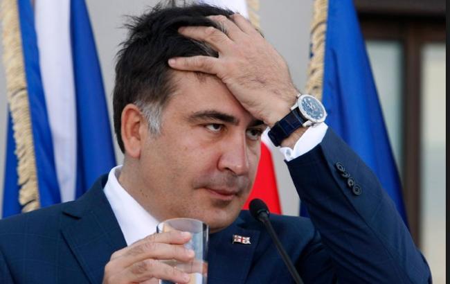 Фото: Михайло Саакашвілі подав у відставку (Politikus.ru)