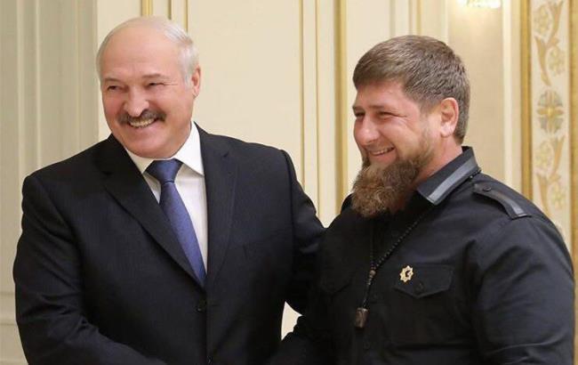 Картошка и рукопожатие Лукашенко покорили Кадырова