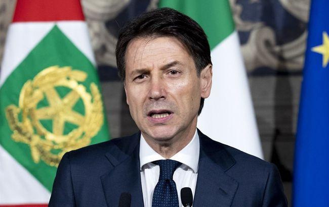 Премьер-министр Италии объявил об отставке
