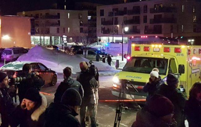 Стрілянина в Квебеку: кількість жертв збільшилася до 6
