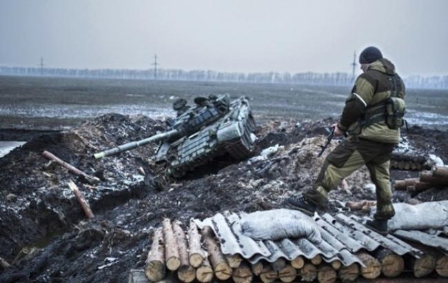 В сети показали, как бойцы АТО защищают передовую на Донбассе