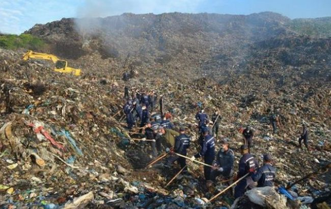 На сміттєзвалищі під Львовом знайшли тіло ще однієї людини